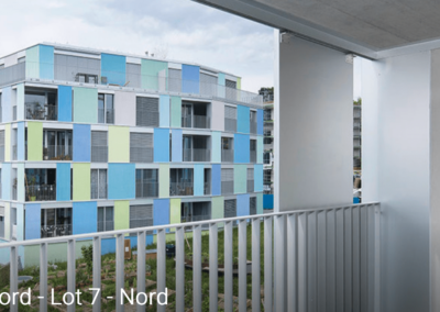 LES FICHES NORD – LOT 7 – NORD